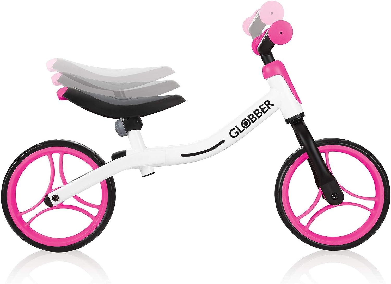 Globber 610-162 Go Bike 610-162-Bicicleta estática, Color, Blanco ...