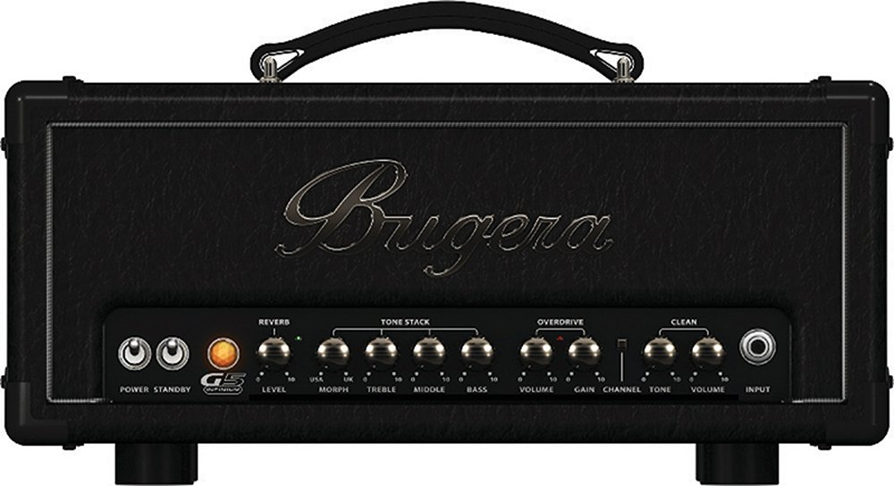 1. BUGERA G5 5-Watt Class Amplifier Head with Infinium Tube