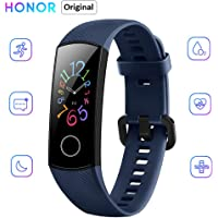 "Honor Band 5 Reloj Inteligente 0.95"" Gran Pantalla a Todo Color AMOLED Fitness Pulsera Inteligente Monitoreo Inteligente 5ATM a Prueba de Agua"