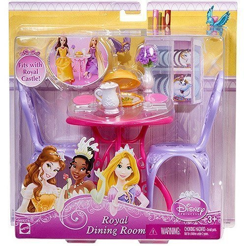 Disney Dining Princesses - 6