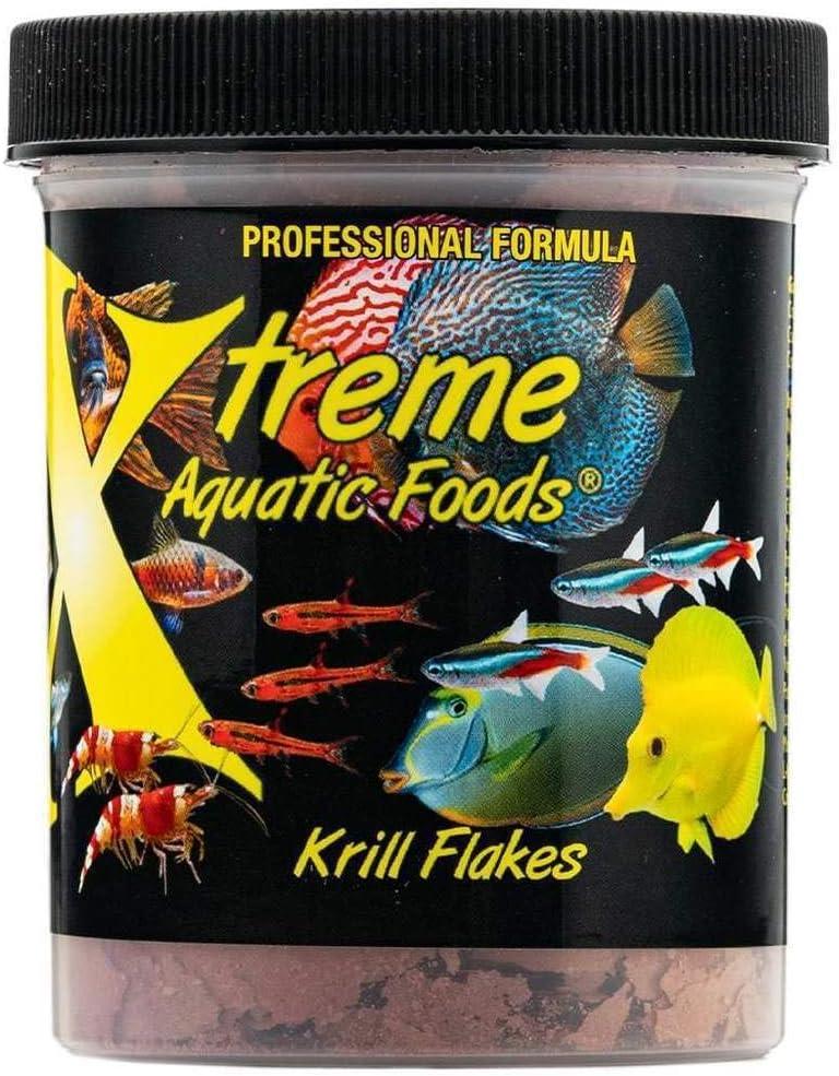 Xtreme Aquatic Foods Krill Flakes 1 oz