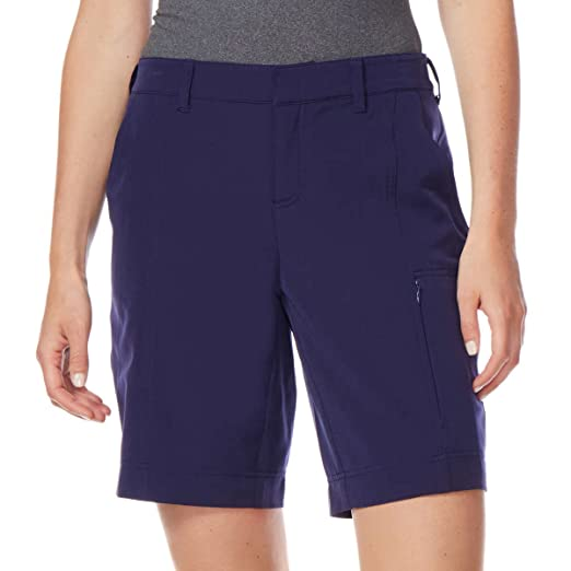 916421e4d 32 DEGREES Cool Women's Stretch Active Cargo Shorts at Amazon ...