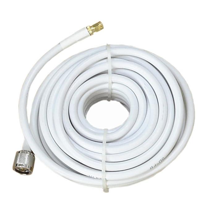 Cable coaxial de elevación de señal de baja pérdida de 30 m ...