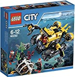 LEGO - 60092 - City - Jeu de Construction - Le Sous-marin