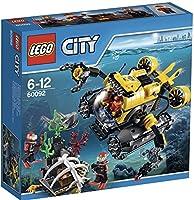 Lego 60092 - City Tiefsee-U-Boot