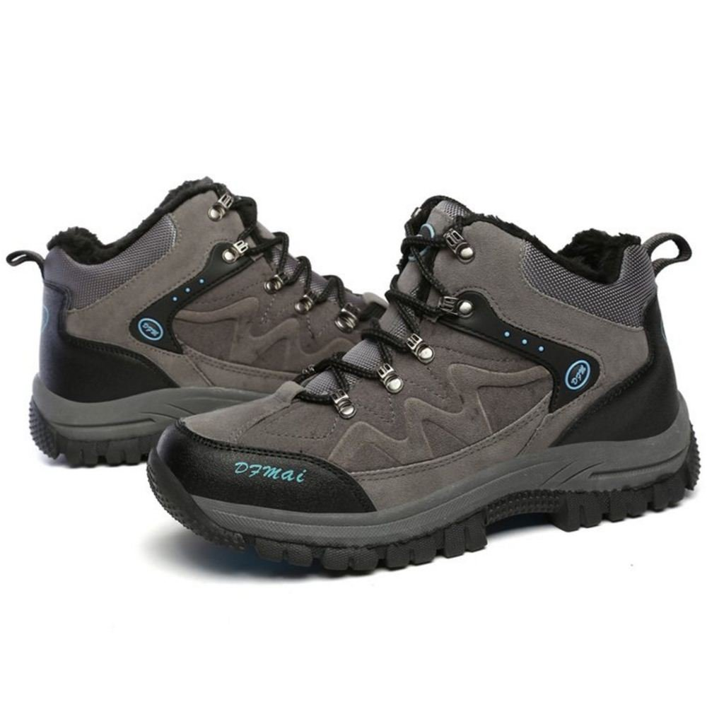 KemeKiss Men Unisex Extra Size Outdoor Boots Warm Inner Shoes