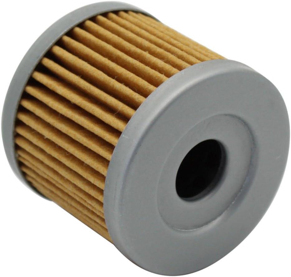 Cyleto filtre /à huile pour Suzuki AN400/Burgman 400/2007 2015//AN400/Z 2009 2012