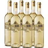 Pata Negra Sauvignon Blanc D.O Rueda Vino Blanco - 6 botellas x 750 ml - Total