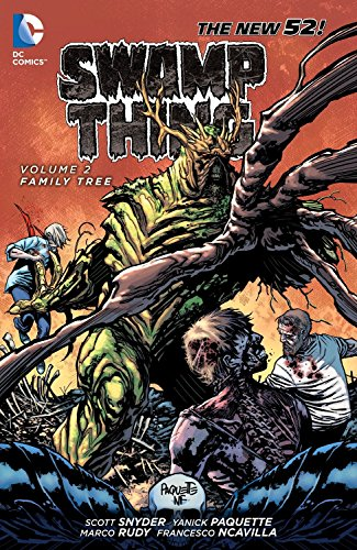 Swamp Thing Vol. 2: Family -