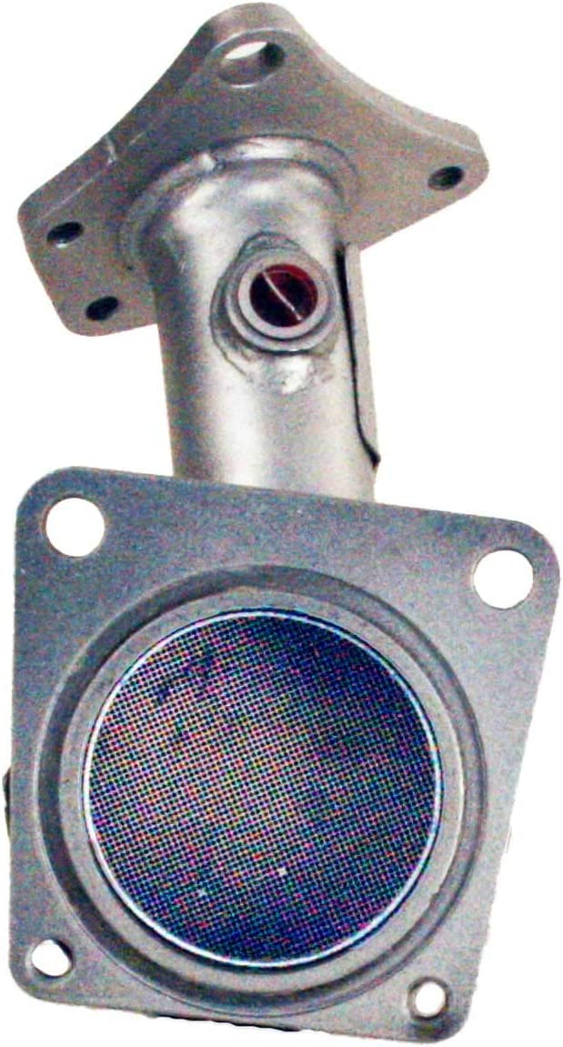 Non C.A.R.B. Compliant 1 Pack Pacesetter 201174 Raw Steel Direct Fit Catalytic Converter