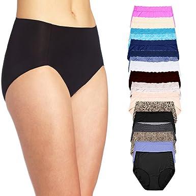 Mixed Designer Brands Bulk Savings Pack - 15 Womens Panties Underwear    Briefs L  6f5d0cb340