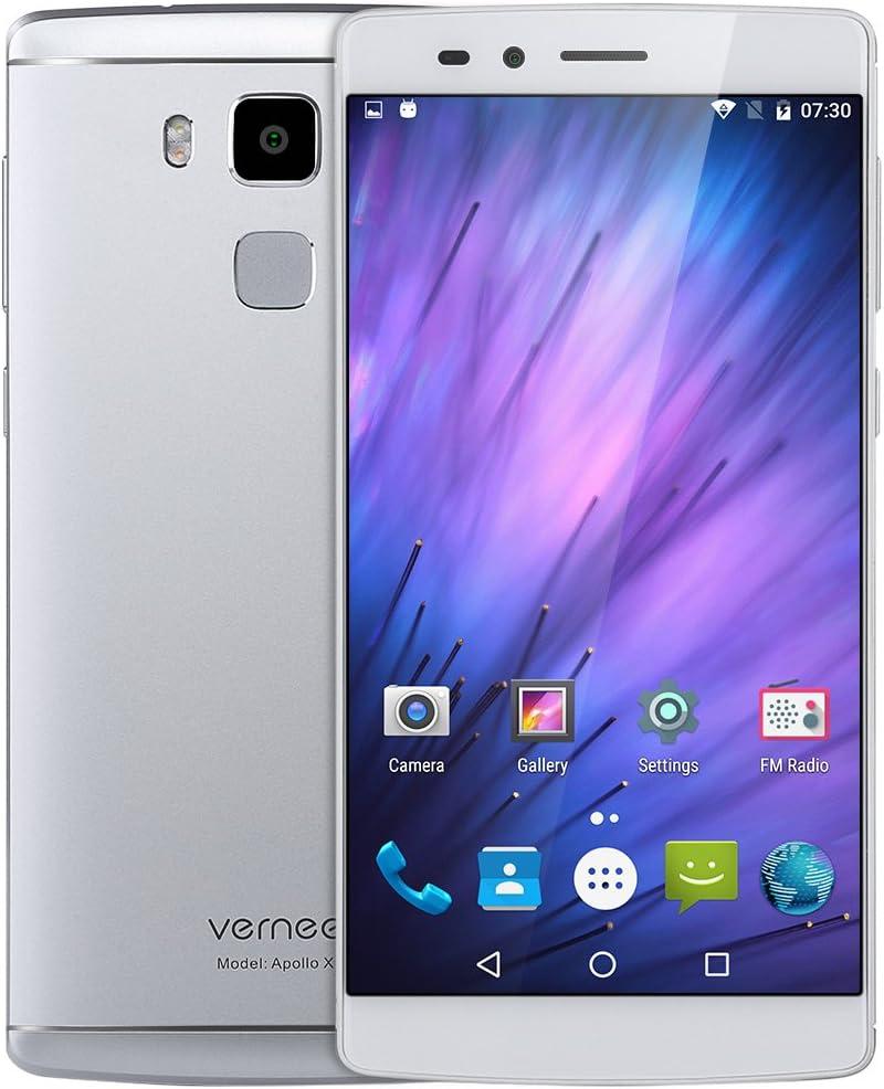 Vernee Apollo X 4G Phablet Android 6.0 5.5 Pulgadas Helio X20 Deca ...