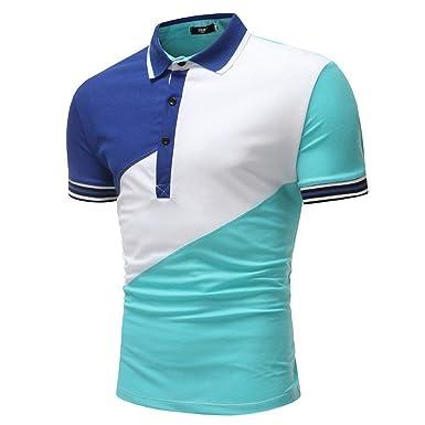 Battercake Camisa De Polo De Hombre Polo De De Camisa Manga Corta ...