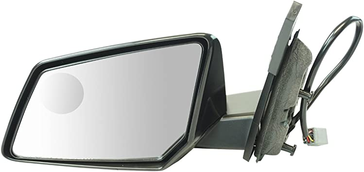 Exterior Power Heated w// Signal Mirror Black LH Driver Side for Kia Soul New