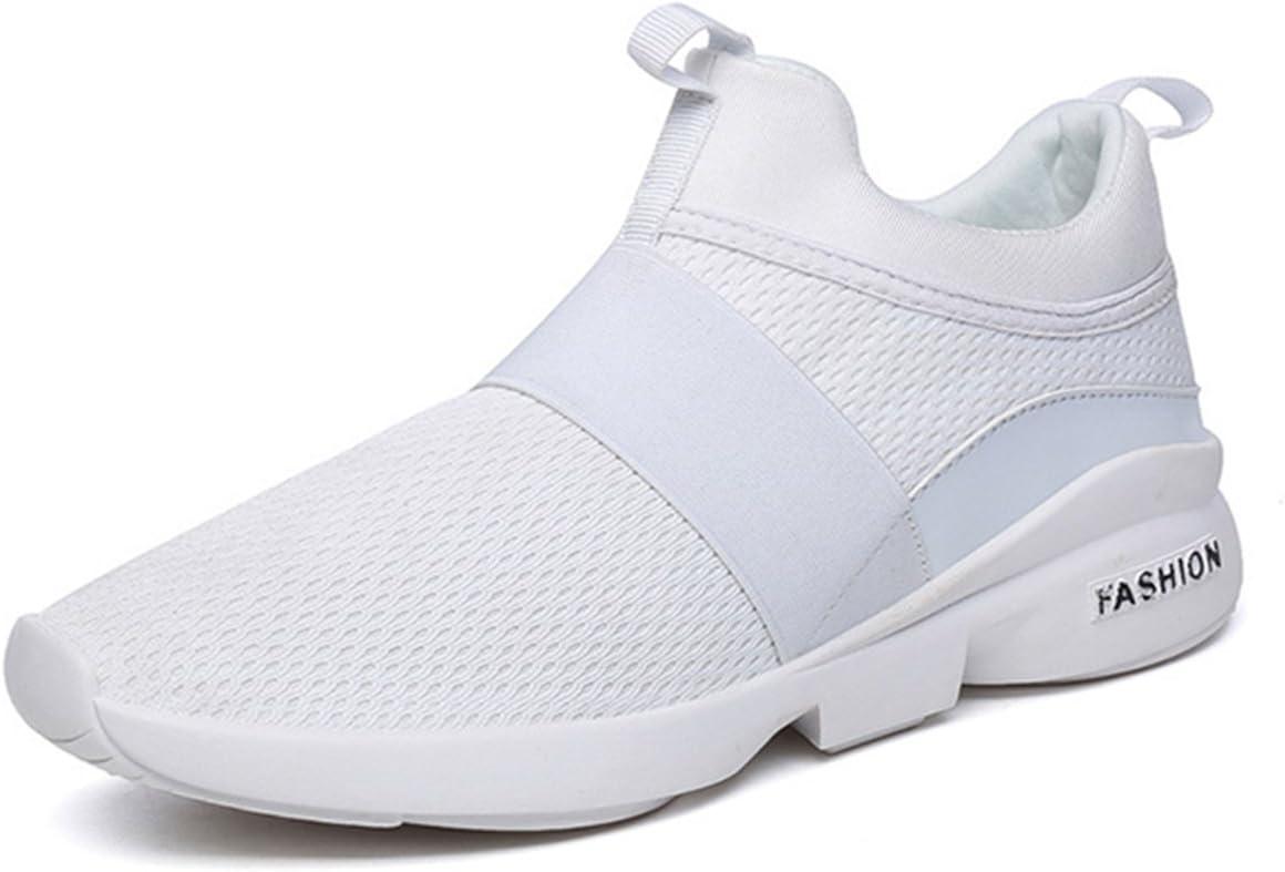 Zapatillas Running para Hombre, Gracosy Sneakers Calzado Deportivo Aire Libre Deportes Fitness Casual Sneakers Gimnasia Ligero Trenzado Zapatos Correr en Montaña y Asfalto Aire: Amazon.es: Zapatos y complementos