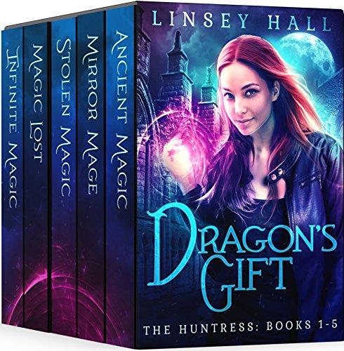 Hidden Magic - Dragon's Gift Complete Series: An Urban Fantasy Boxed Set