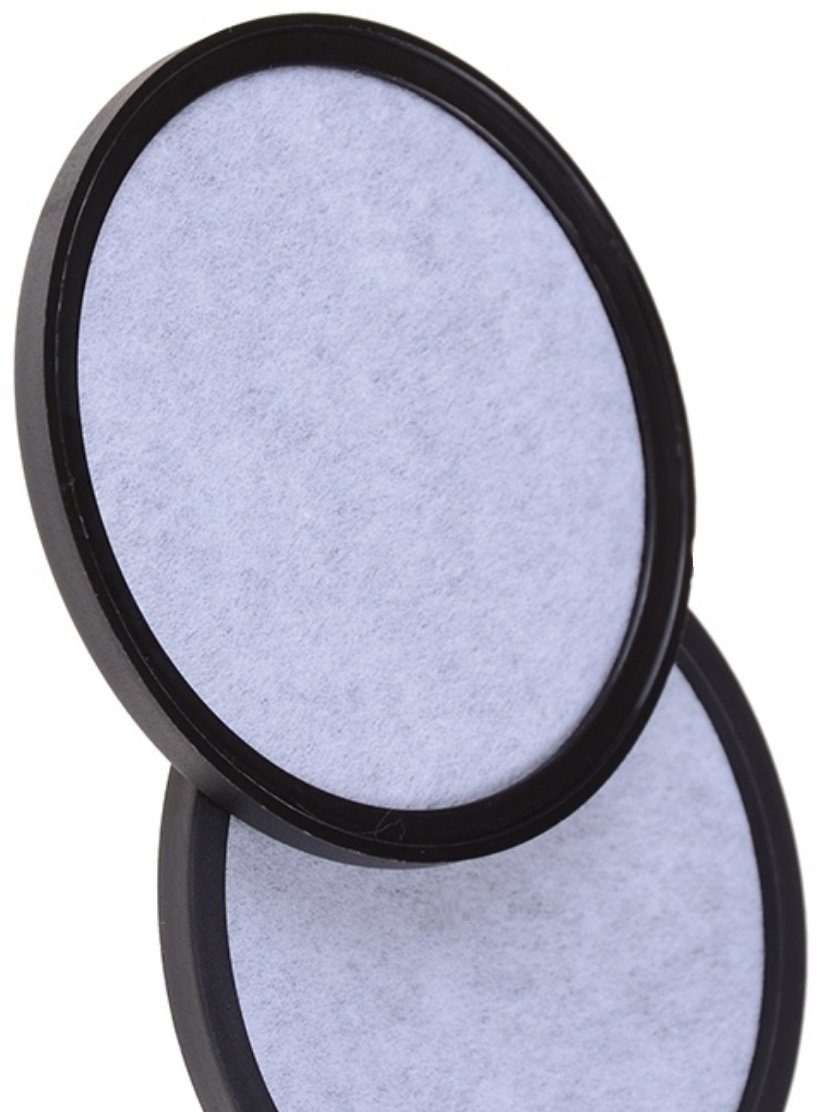 COFFEE Filter Discs compatible carbon filter for Mr Blue Signature 12 MR 12 Coffee water filter replacement discs