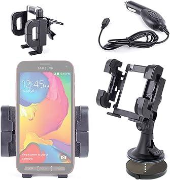 Soporte de coche 3 en 1 para smartphone Samsung Galaxy S5 Sport ...