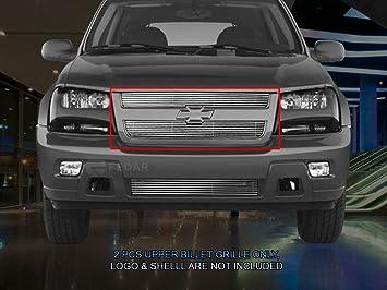 Fedar Main Upper Overlay Billet Grille Insert for 2006-2008 Dodge Ram Models