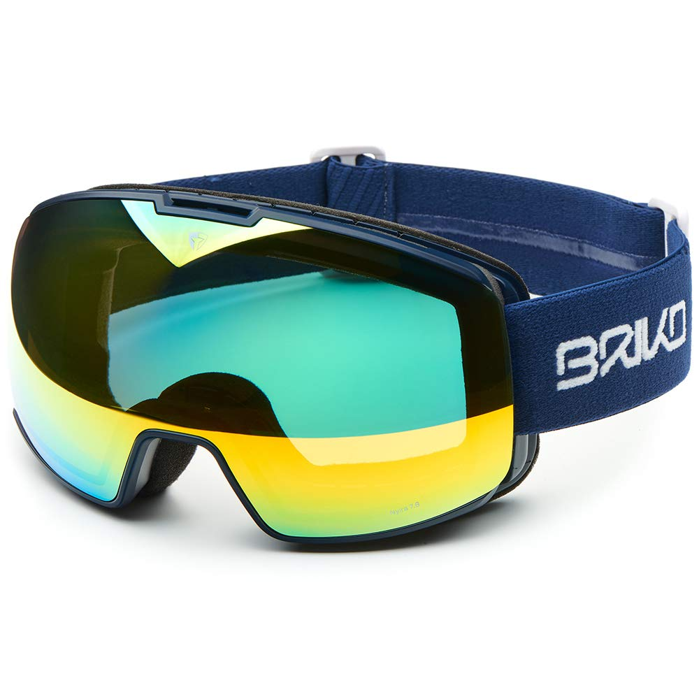 Briko nyira 7.6(Cat 2) Mascara Ski, Unisex Erwachsene Einheitsgröße