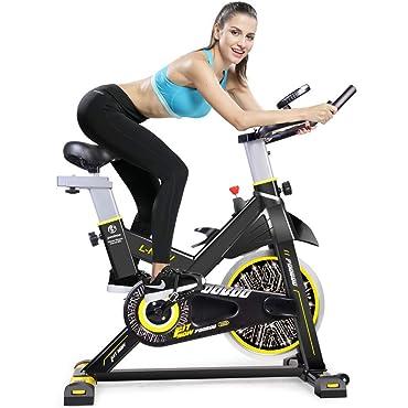 pooboo Indoor Cycling Bicycle