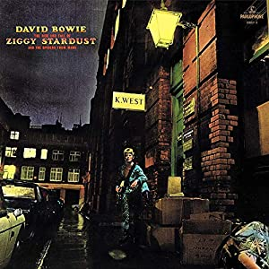 The Rise and Fall of Ziggy Stardust and the Spiders from Mars (2012 Remaster) [VINYL]