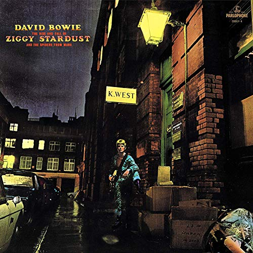 The Rise and Fall Of Ziggy Stardust And The Spiders From Mars (180 Gram Vinyl) ()