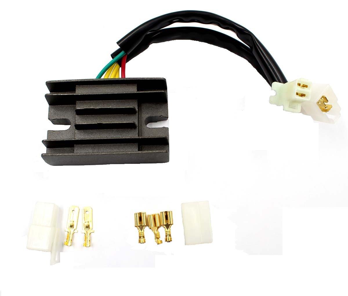 GooDeal Voltage Regulator Rectifier For Arctic Cat 250 / 300 1998 1999 2000 2001 2003