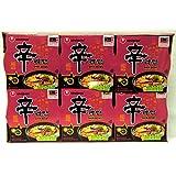Nongshim NS26244 Shin Bowl Noodle Soup, 1.03-Kilogram