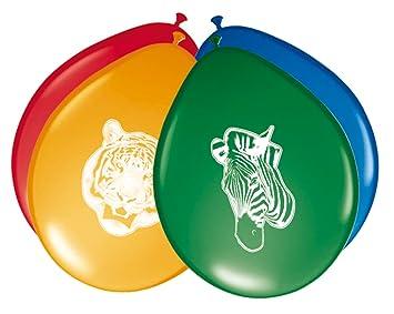 globos animales salvajes para cumpleaos infantiles cm de dimetro
