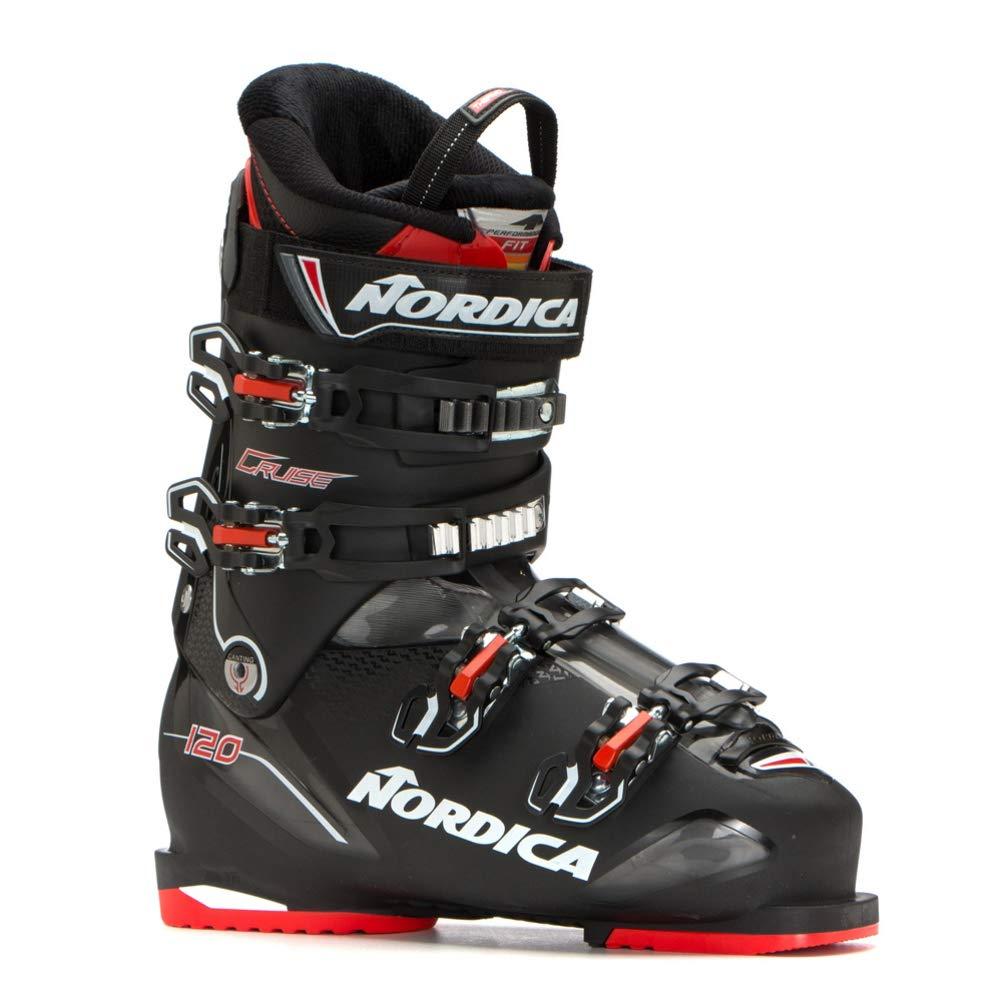 Nordica Mクルーズ120 Boot ブラック/ブラック/レッド