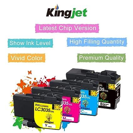 Amazon.com: Kingjet - Cartucho de tinta de repuesto ...