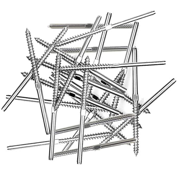 8 Cable Railings Swage