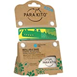PARA'KITO Refillable Mosquito Wristband - Kids Edition