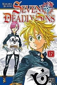 Seven Deadly Sins, tome 17 par Nakaba Suzuki