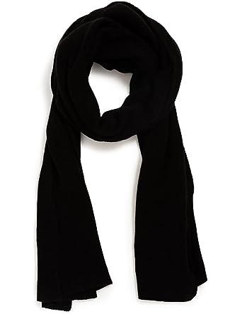 411146a6815 Monoprix FEMME - Echarpe en cachemire - Femme - Taille   TU - Couleur   NOIR