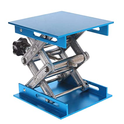 Feamos Aluminum Router Lift Table Woodworking Engraving Lab Lifting