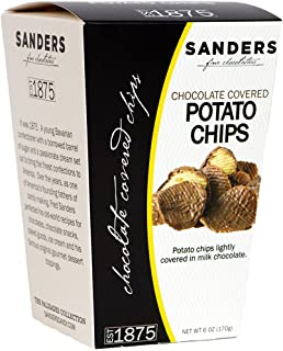 Amazon.com : Lay's Wavy Original Potato Chips Dipped in Milk ...