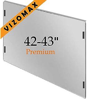 42-43 pulgadas Vizomax protector de pantalla de la televisor LCD LED Plasma HDTV.