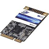 Dogfish Msata SSD 256GB Internal Solid State Drive Mini Sata SSD Disk High Performance Hard Drive Desktop Laptop (MSATA 256GB