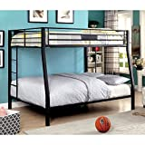 Furniture of America Westin Contemporary Full Over Queen Bunk Bed –