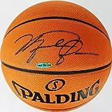 Bulls Michael Jordan Authentic Signed Official NBA Basketball UDA Holo & COA