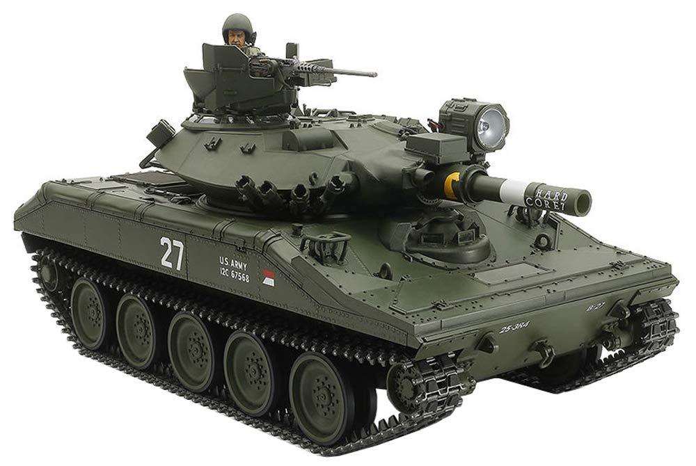 タミヤ 1/16 RCタンクシリーズ No.42 アメリカ空挺戦車 M551 シェリダン フルオペレーションセット (プロポ付) 56042 B07QS4FL2M