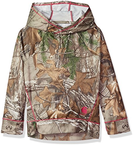 Camouflage Pullover Hooded Sweatshirt - 5
