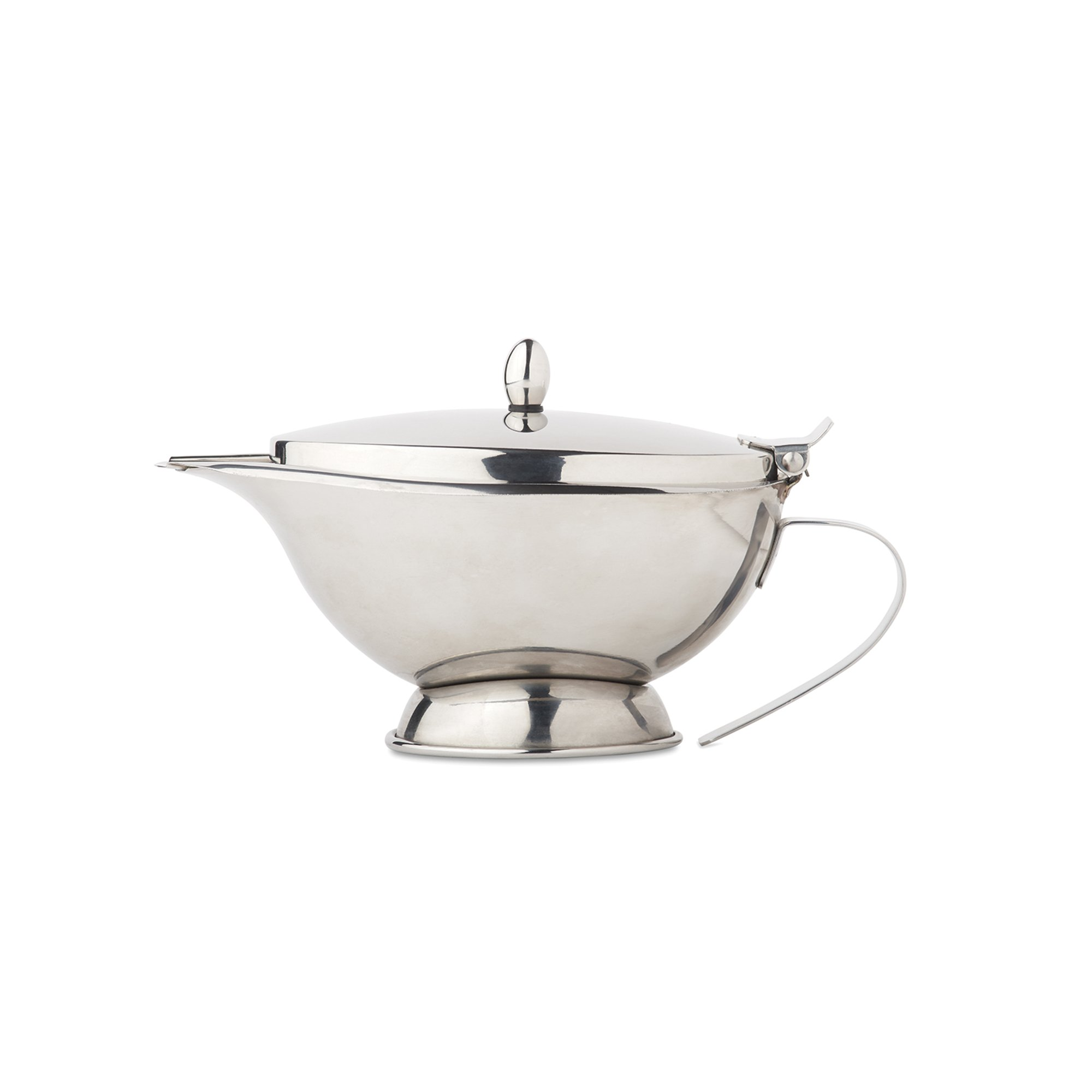 Fox Run 6102 Gravy Boat, 13.5 Ounce, Metallic by Fox Run