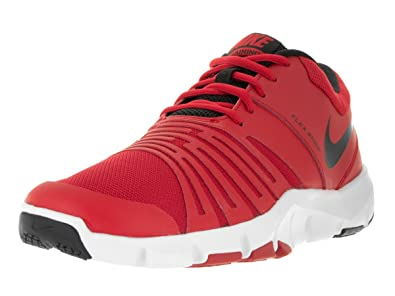 ac51d188e95c1 Nike Men s Flex Show Tr 5 University Red Black Lt Crmsn Running Shoe 8.5