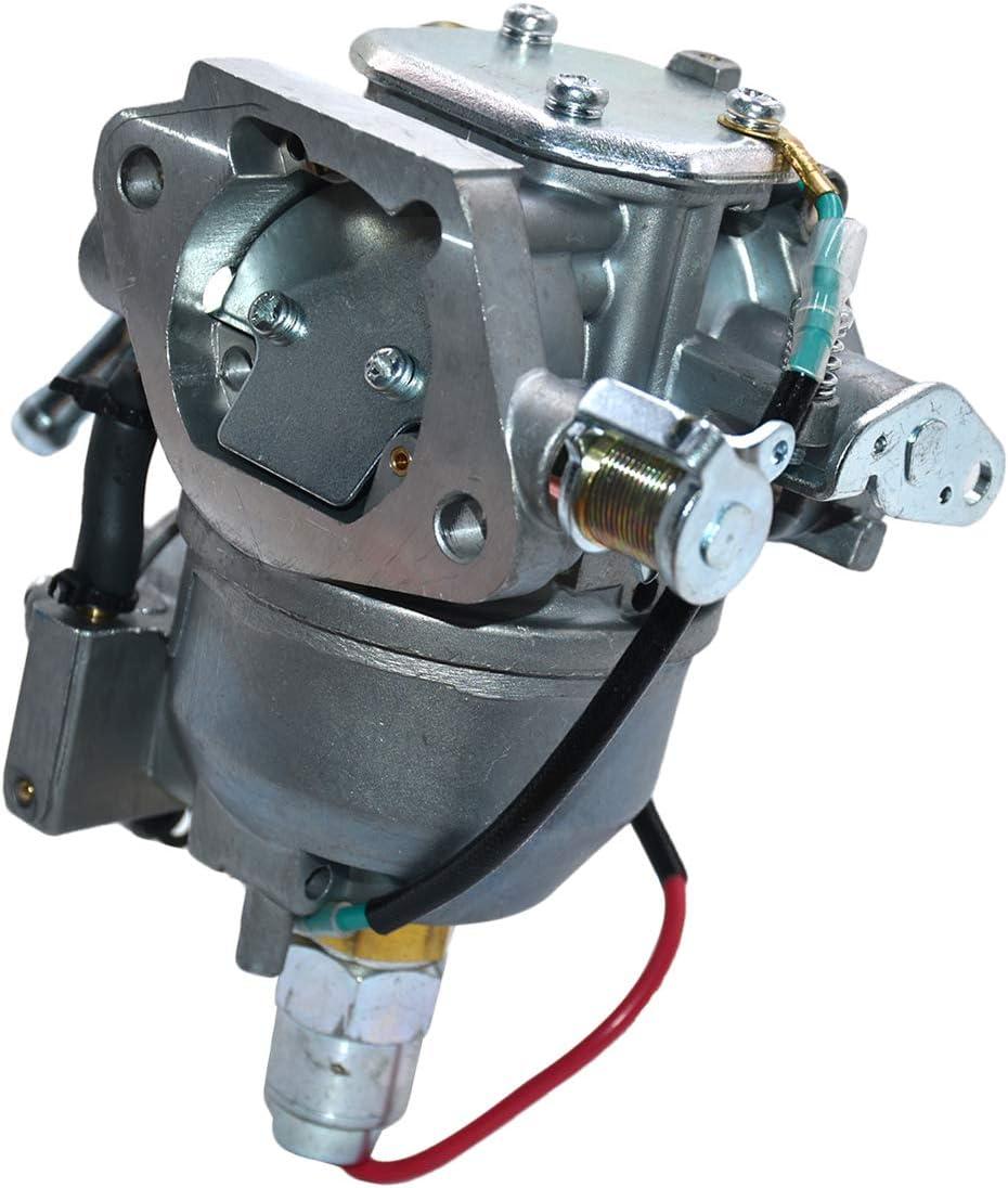 JDLLONG Carburetor w//Gaskets Kit 24 853 102-S Fits Kohler CV730 CV740 Series 25-27HP Engine Carb