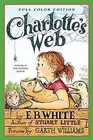 Charlotte's Web (Trophy Newbery) (English Edit