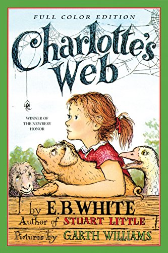 Charlotte's Web (Trophy Newbery) (Full Story Of The Three Little Pigs)