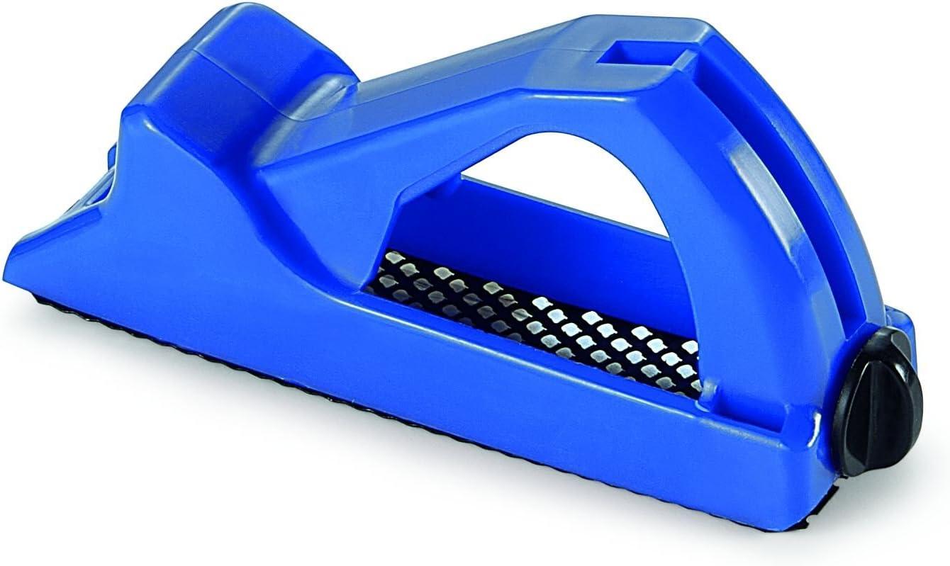44134 cepilladora de PVC con cuchillas intercambiables para yeso cm 14 x 4 AUSONIA